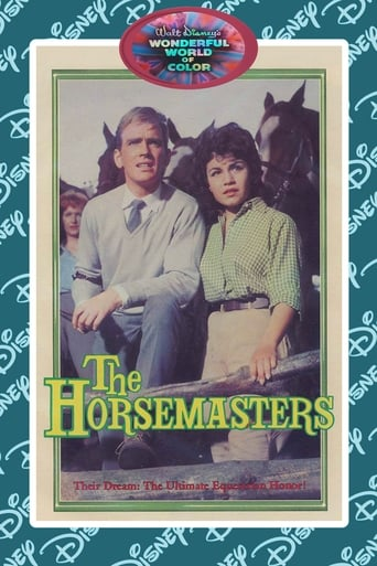 Poster of The Horsemasters