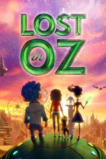 Poster of Lost in Oz
