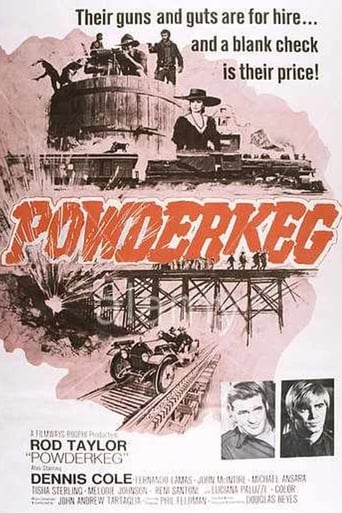 Poster of Powderkeg