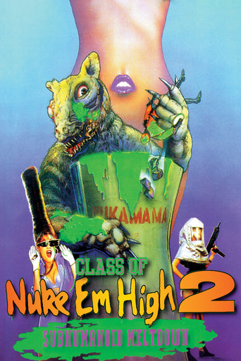 Wahnsinns-Trip: Class of Nuke 'Em High 2