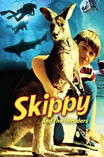 Poster of Skippy and the Intruders