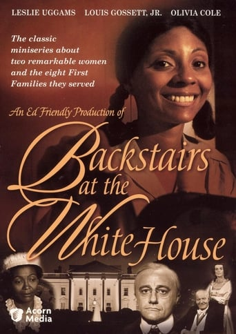 Poster of Backstairs at the White House