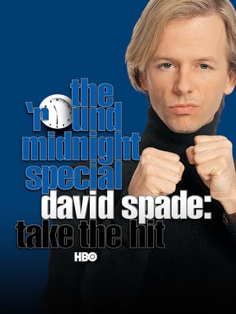 Poster of David Spade: Take the Hit