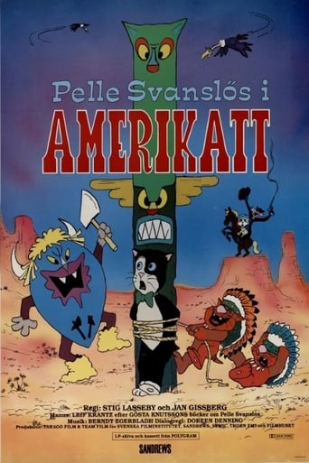 Poster of Peter-No-Tail in Americat