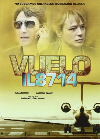 Poster of Vuelo IL 8714