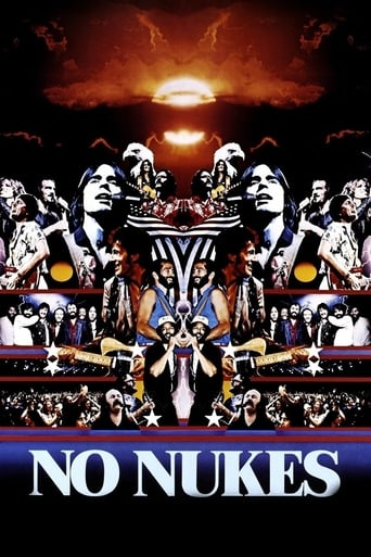 Poster of No Nukes