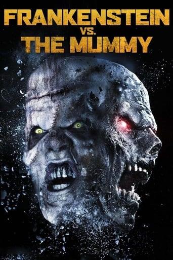 Poster of Frankenstein vs. The Mummy