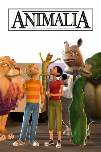 Poster of Animalia