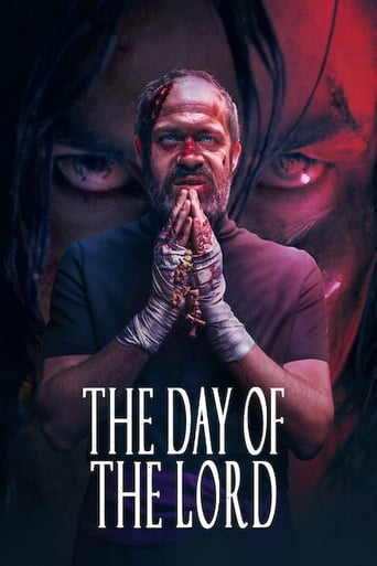 Menendez: The Day of the Lord Poster