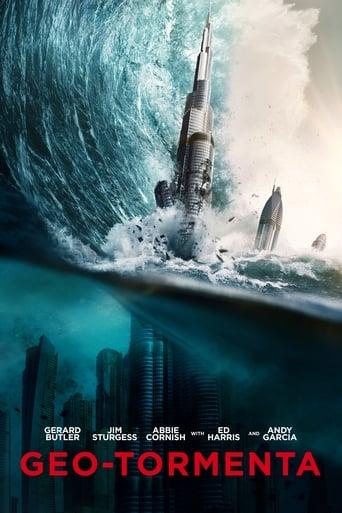 Poster of Geo-tormenta