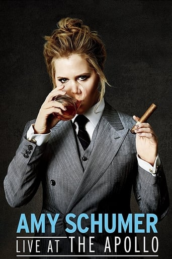 Poster of Amy Schumer: Live at the Apollo