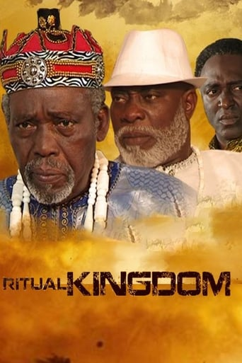 Poster of Ritual Kingdom