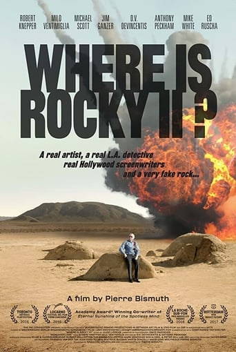 Poster of Where is Rocky II?