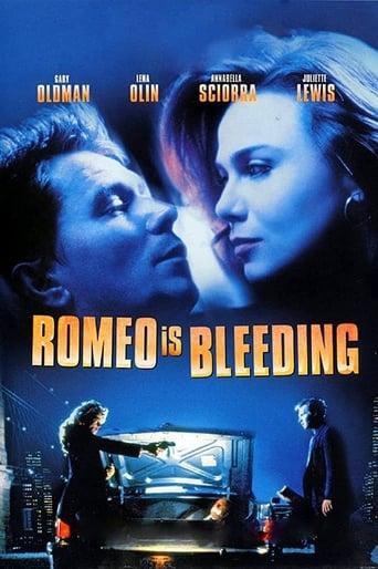 Poster of Romeo Is Bleeding