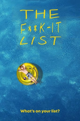 THE FUCKK-IT LIST