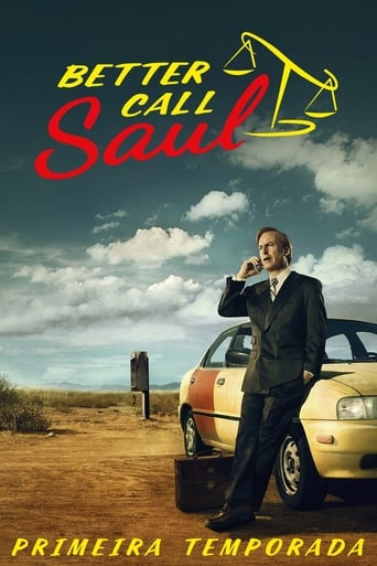 Better Call Saul 1ª Temporada - Poster