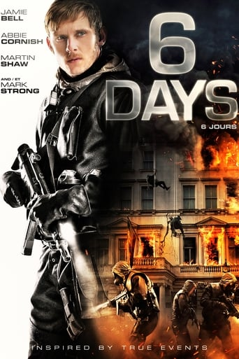 Poster of 6 Days