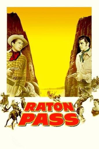 Poster of Raton Pass