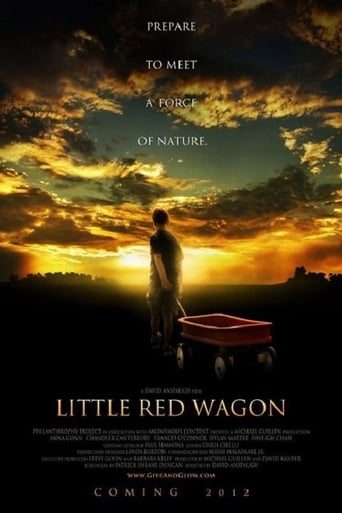 Poster of Little Red Wagon
