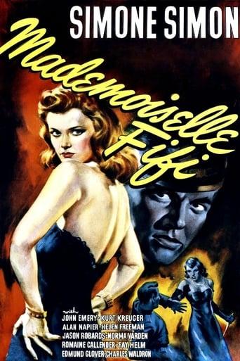 Poster of Mademoiselle Fifi