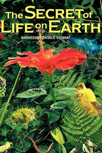Poster of The Secret of Life on Earth
