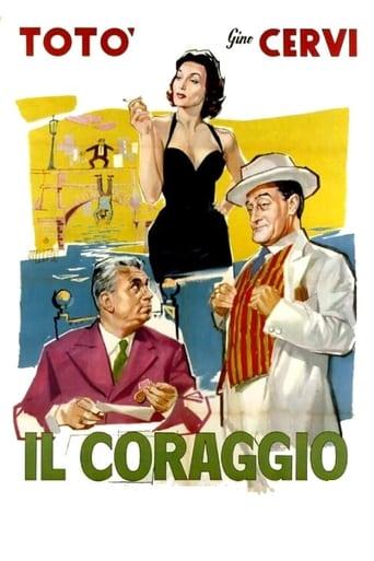 Poster of Il coraggio