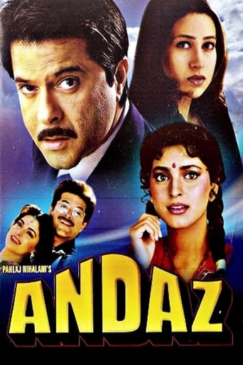 Poster of Andaz