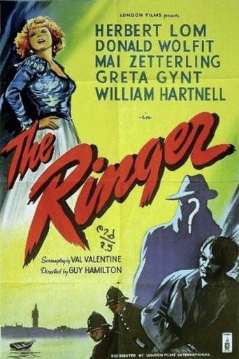 Poster of The Ringer