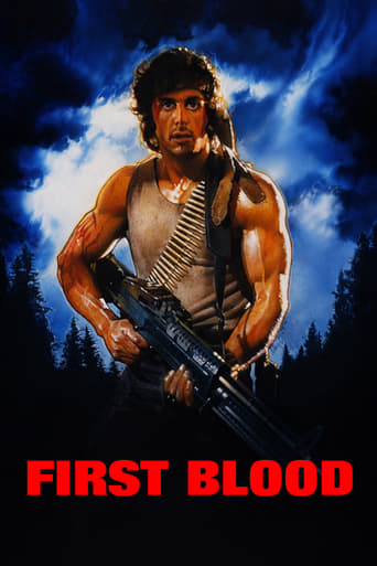 Poster of First Blood fragman