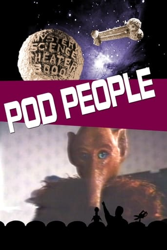 Mystery Science Theater 3000 - Pod People image