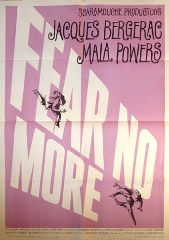 Poster of Fear No More