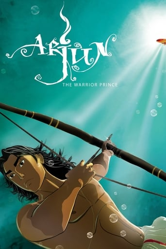 Poster of Arjun: The Warrior Prince