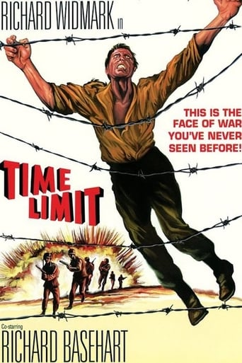 Poster of Time Limit