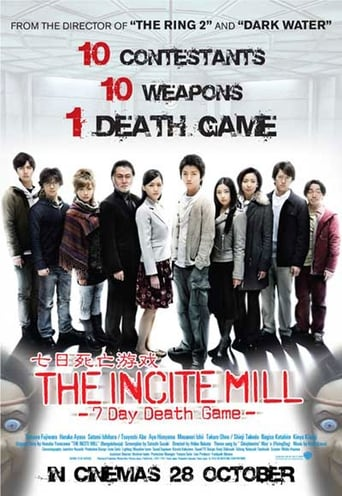 Poster of The Incite Mill