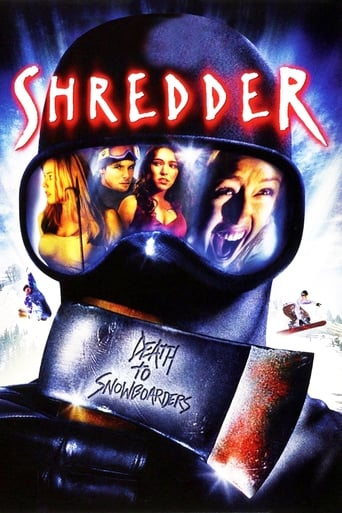 Poster of Shredder