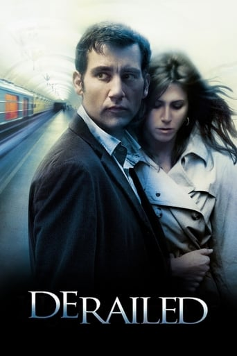 The poster of Derailed