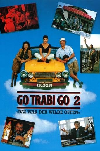 Poster of Go Trabi Go 2 - Das war der wilde Osten
