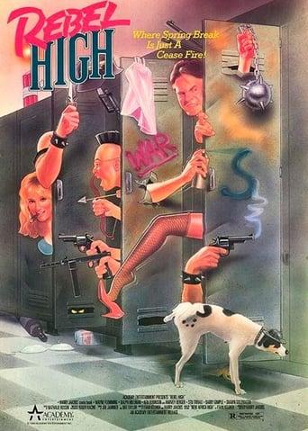 Poster of Rebel High