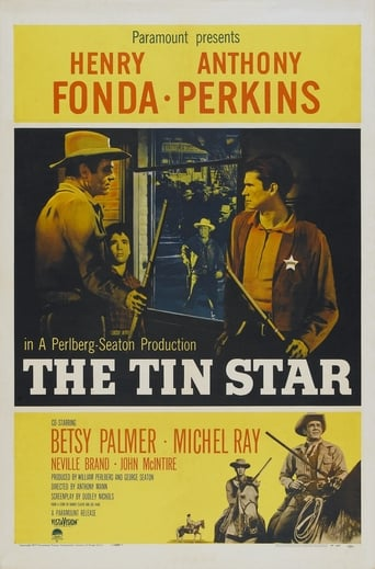 Poster of The Tin Star