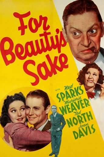 Poster of For Beauty's Sake