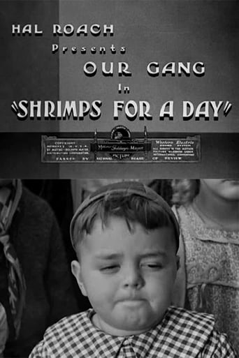 Poster of Shrimps for a Day