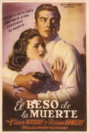 Poster of El beso de la muerte