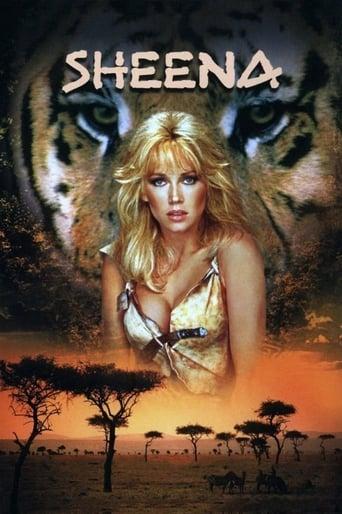 Poster of Sheena, Reina de la Selva