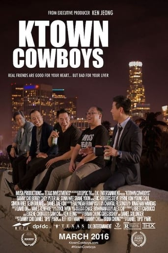 Poster of Ktown Cowboys