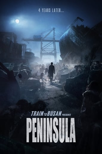 Train to Busan Presents: Peninsula Poster