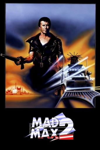 poster Mad Max 2: The Road Warrior