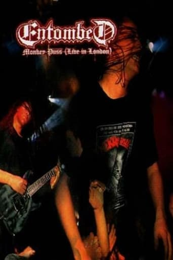 Watch Entombed: Monkey Puss (Live in London) 1999 full online free