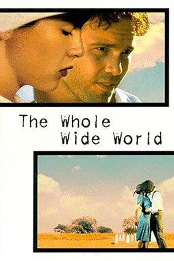 Poster of The Whole Wide World
