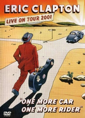 Eric Clapton: One More Car One More Rider