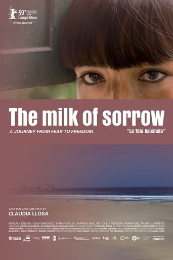 Poster of The Milk of Sorrow